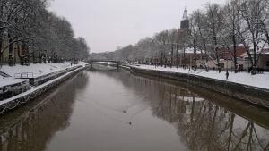 Vinter i Åbo