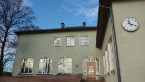 Billnäs skola i Raseborg