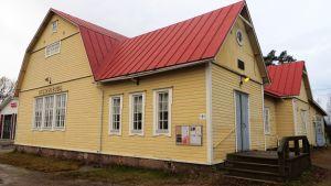 Föreningslokalen Svenskborg i Vessö