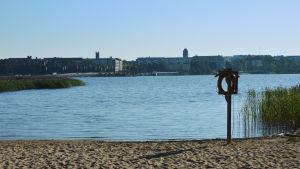 Paradisön i Vasa