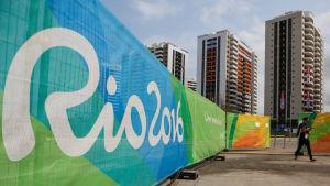OS-byn i Rio de Janeiro