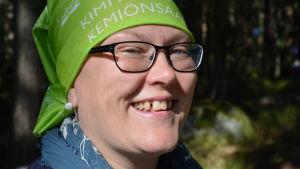Marjut Kytölä leder den finskspråkiga förskolan Metsäeskari i Kimito.