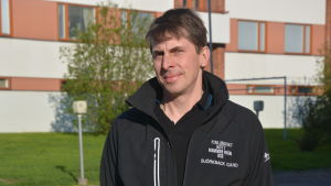 Tomas Långgård från ÖSP.