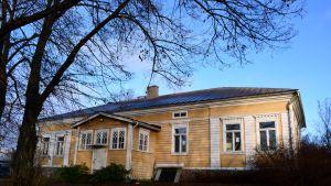 domprostgårdens renovering i borgå 18.11.15