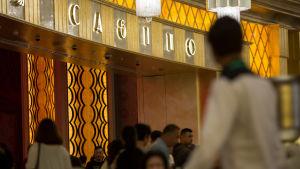 Casino i Macao som öppnades 27.10.2015
