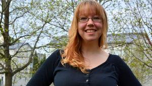 Liselott Nyström hoppas att unga skulle ha bättre kroppsuppfattning.