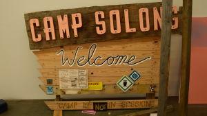 Välkommen till Camp Solong