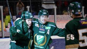 Helsingfors IFK:s nya förstärkning Mikael Johansson.