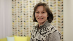 Eva Roos leder forskningsprojektet Dagis.