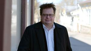 Personporträtt på Jan Fast.