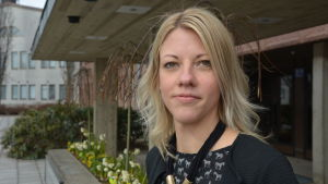 Denice Vesterback, bildningsdirektör i Korsholm.