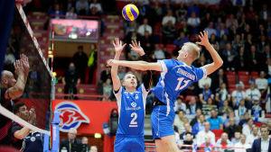 Volleyboll, herrlandslaget.