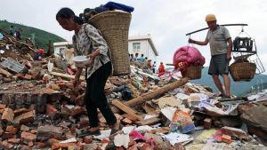 jordbävning i yunnan