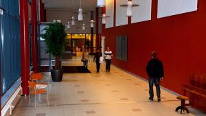 Korsholms närsjukhus.