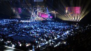 Melodifestivalen 2013.