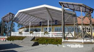 Åminne folkpark i Malax.