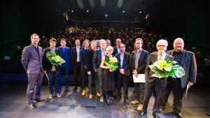 Arkkitehtuurin Finlandia-palkitut 2014