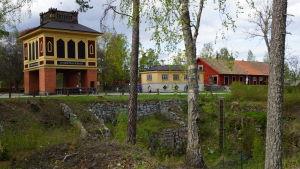 Salan hopeakaivos Ruotsissa