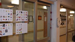 korridor i Ingahemmet