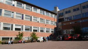 Strömborgska skolan i Borgå.