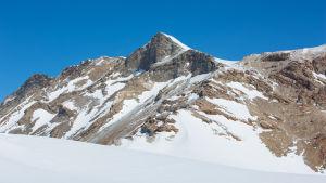 Mount Suomi i Antarktis.