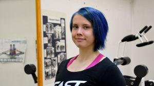 Styrkelyftare Susanna Törrönen