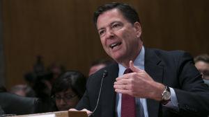 FBI-chefen James Comey.