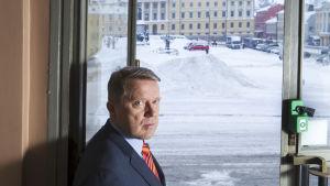 Bild på Jukka Kola, rektor vid HU.