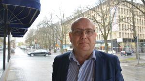 Terrorismforskaren Magnus Ranstorp.