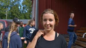 Sofia Sundholm, ordförande för Film i Österbotten.