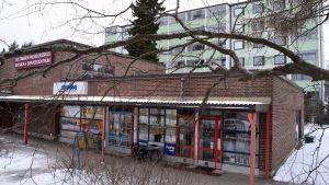 Stängningshotade Siwa i Estbacka, Borgå 16.01.2017