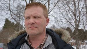 Stefan Pellas, jaktchef på Finlands viltcentral, Kust-Österbottens område.