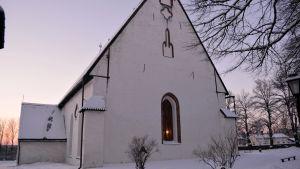 borgå domkyrka vintern 2016