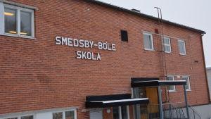 Smedsby-Böle skola i Korsholm.