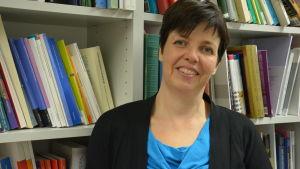 Siv Sandberg, forskare i offentlig förvaltning vid Åbo Akademi