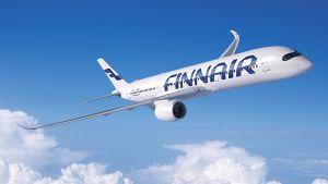 Finnairs Airbus 350-900
