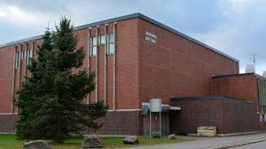 Lovisa idrottshall 2016
