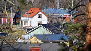 Förort i Lovisa.