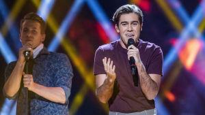 Tvingas byta ut alla biljetter till eurovision