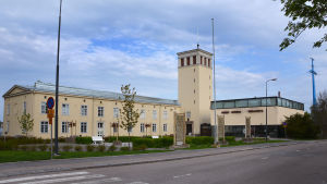 Österbottens museum i Vasa.