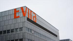 Livsmedelssäkerhetsverket Evira i Vik i Helsingfors.