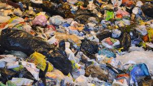 Massor avfall