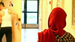 Unga asylsökande i Sibbo