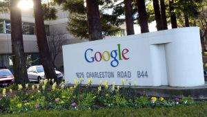 Google, bild från 2011