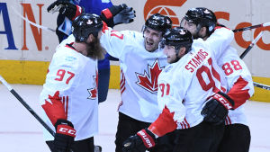 Kanada firar  mål