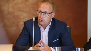 Fackcentralen FFC:s nya ordförande Jarkko Eloranta.