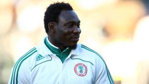 Daniel Amokachi har ett förflutet i Nigerias landslag.