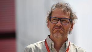 Jacques Villeneuve, 2016.