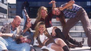 Rednex var namnet på allas läppar år 1995.