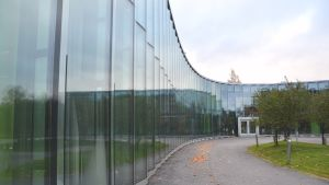 det finska gymnasiet och keuda = enter, i nickby, sibbo